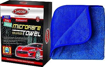 Sheeba Microfiber Cloth Dusting Polishing Towel