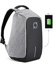 Murano 21 Ltrs Black Laptop Backpack (2200281)