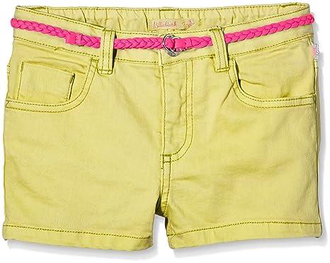 Billieblush Girl's Shorts - Yellow - 8 Years