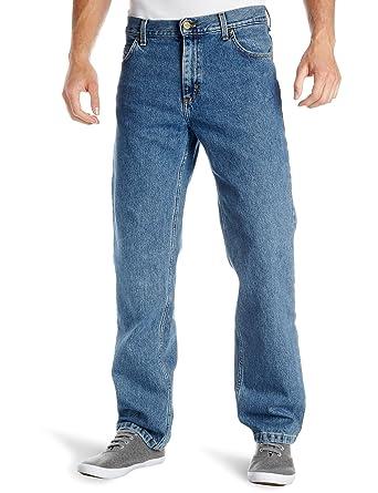 best shoes meet in stock Lee Men's Brooklyn Comfort Jeans: Amazon.co.uk: Clothing