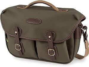 Billingham 505148 54 Hadley Pro 2020 Kameratasche Sage Fibrenyte Chocolate Leather