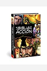 La Biblia En Acci�n: The Action Bible-Spanish Edition Hardcover