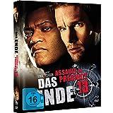 Das Ende - Assault on Precinct 13 - Mediabook (+ DVD) [Blu-ray]