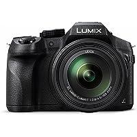 Panasonic Lumix DMC-FZ300 Fotocamera Digitale Bridge Super Zoom, 12.1 Mpixel, Obiettivo Leica DC Vario-Elmarit DC 25-600…