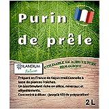 ILANDIUM Purin de prêle 2L   Produit 100% Naturel, Liquide et concentré   Made in France   Jusqu'à 40L de préparation   Biost