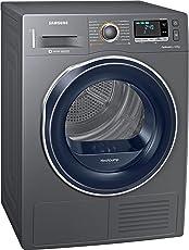 Samsung DV81M6210CX/EG Wärmepumpentrockner/ 8kg / 60 cm Höhe/Komfort 2-in-1-Filter
