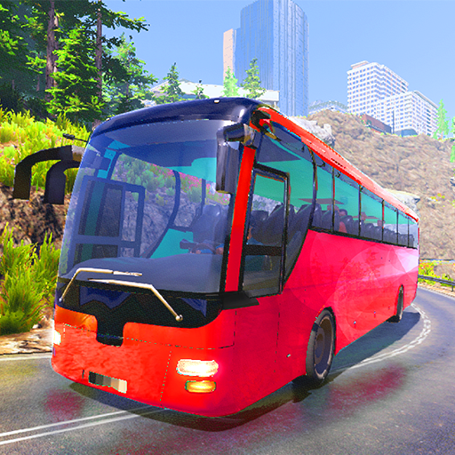 Euro Bus Driver Simulator: Free Thrilling Modern Vehicles Off-Road Bus Driving Skills Challenging Game