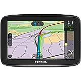 TomTom VIA 52 (5 Pouces) - GPS Auto - Cartographie Europe 48, Trafic à Vie (via Smartphone) et Appel Mains-Libres