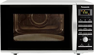 Panasonic 27 L Convection Microwave Oven (NN-CD674MFDG, Sliver)