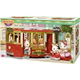 Sylvanian Families Ride Along Tram - 3 Years and Above