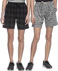 Shaun Women's Night Shorts (Pack of 2)