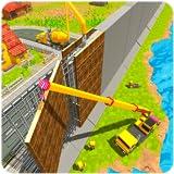 rivière Frontière mur Construction Jeu 2018
