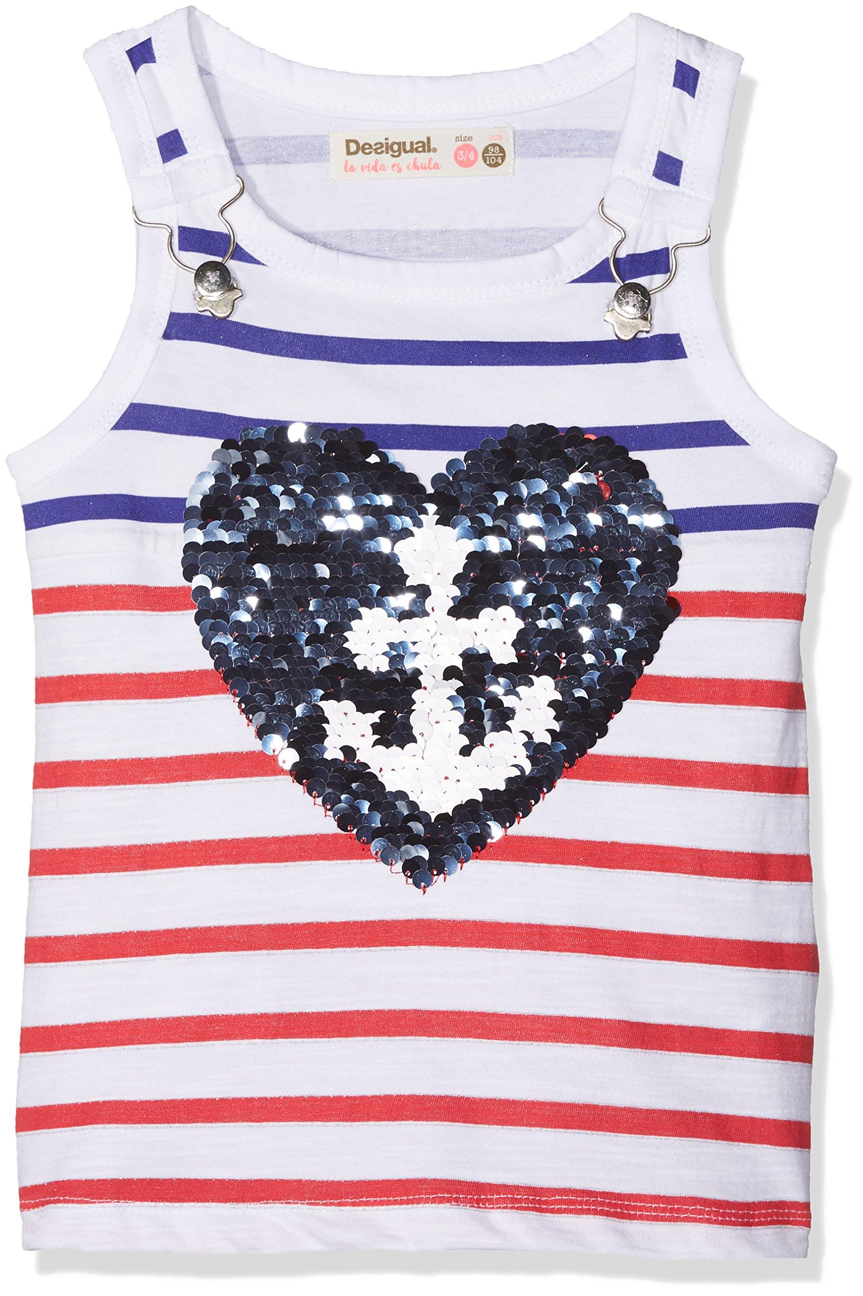 Desigual TS_Regina Camiseta para Niñas