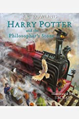 Harry Potter and the Philosopher's Stone: Illustrated Edition (Harry Potter Illustrated Edtn) Hardcover