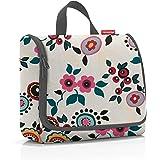 reisenthel toiletbag Berry Off White Maße: 23 x 20 x 10 cm/Maße: 23 x 55 x 8,5 cm expanded/Volumen: 3 l