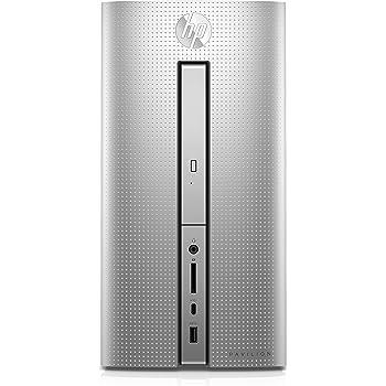 HP PC de Escritorio Pavilion - 570-p002ns - Ordenador de sobremesa
