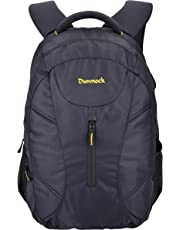 Dunnock Jev Laptop Backpack, 30 Litre (Black)