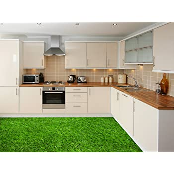 Ruvitex 3d Floor Kitchen Vinyl Decor Pvc Flooring Art Carpet Wall