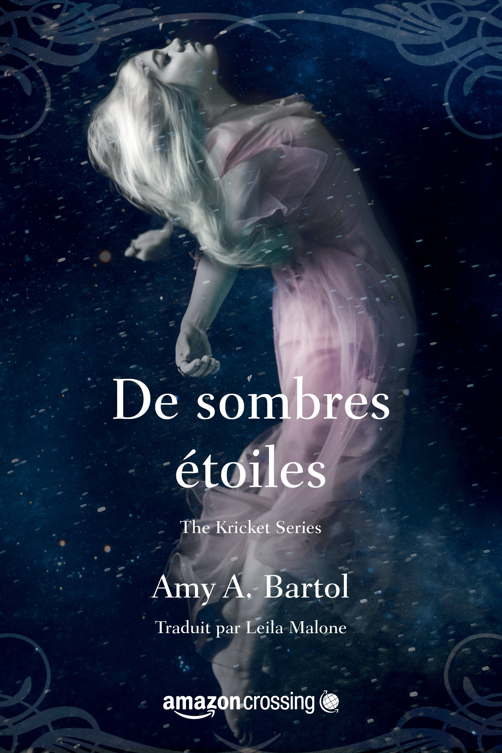 De sombres étoiles (Kricket t. 3) por Amy A. Bartol