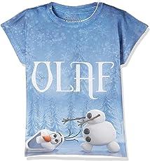 Cloth Theory Girls' Plain Regular Fit T-Shirt