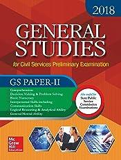 General Studies Paper II 2018