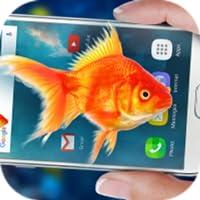 Fisch im Handy Aquarium-Witz