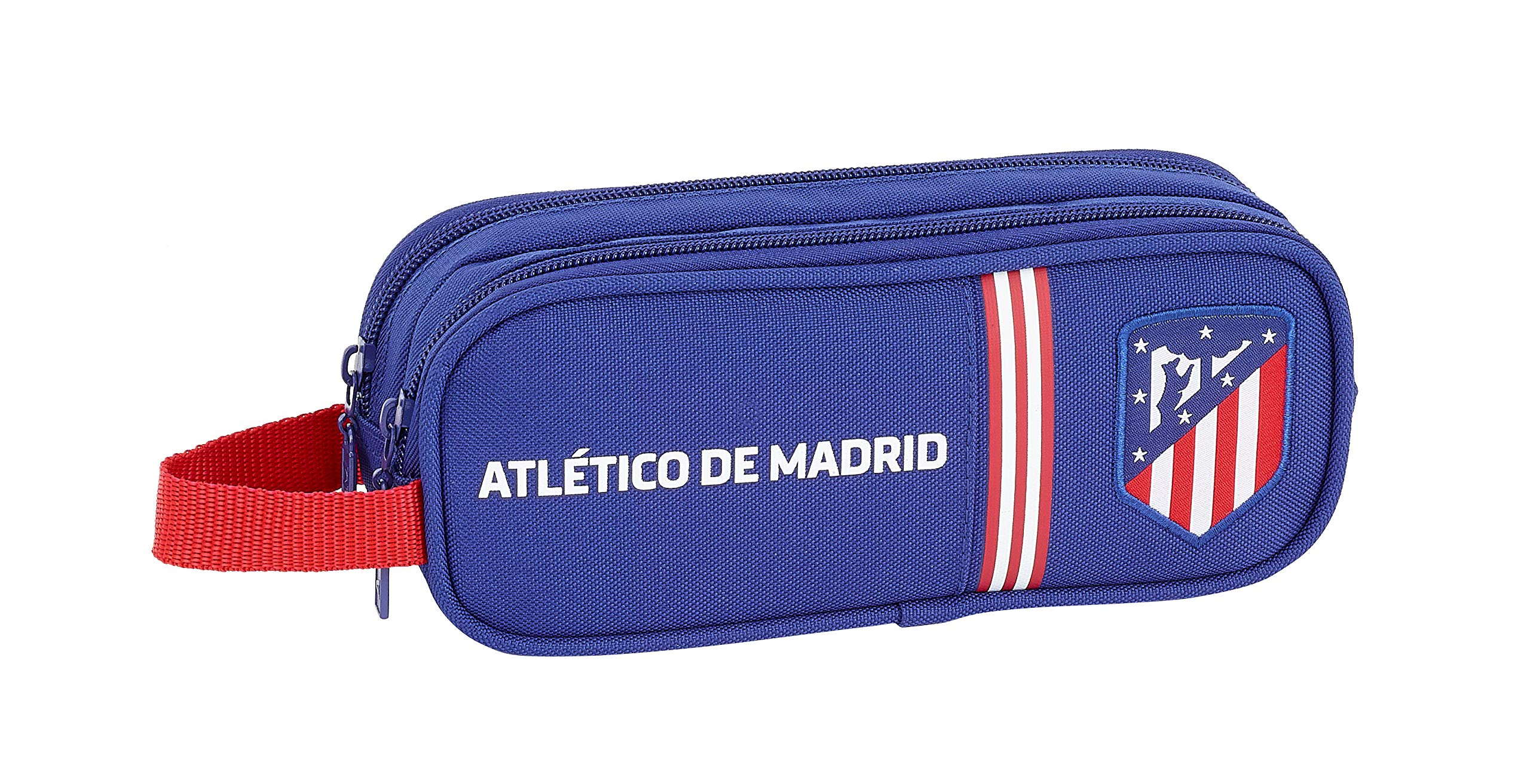 Atlético de Madrid «In Blue» Oficial Estuche Escolar 210x60x80mm