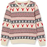 Hatley Boy's V-Neck Sweater Jumper