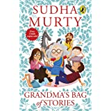 Grandma's Bag of Stories: Collection of 20+ Illustrated short stories, traditional Indian folk tales for all ages for childre
