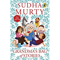 Grandma's Bag of Stories: Collection of 20+ Illustrated short stories, traditional Indian folk tales for all ages for…