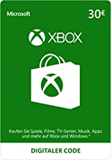 Xbox Live - 30 EUR Guthaben [Xbox Live Online Code]