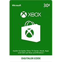 Xbox Live Guthaben | 30 EUR  | Xbox Live Download Code