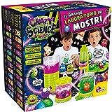 Liscianigiochi- Crazy Science La Grande Fabbrica dei Mostri Gioco per Bambini, 77281