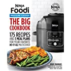 The Big Ninja Foodi Pressure Cooker Cookbook: 175 Recipes and 3 Meal Plans for Your Favorite Do-It-All Multicooker (Ninja Coo