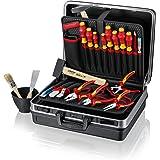 Knipex 002105HLS Montagekoffer Elektrische Installatie, 24-Delig