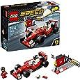 LEGO- Speed Champions Scuderia Ferrari Sf H Costruzioni Piccole Gioco Bambina, Multicolore, 75879