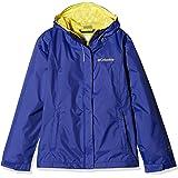 Columbia Arcadia Jacket Chaqueta Impermeable, Aislamiento térmico sintético Hi-Loft, Niñas