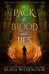 A Pack of Blood and Lies (The Boulder Wolves Book 1) Kindle Edition