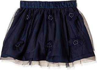 Cherokee Girls' Regular Fit Cotton Skirt