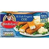 Birds Eye 10 Cod Fish Fingers 280 g