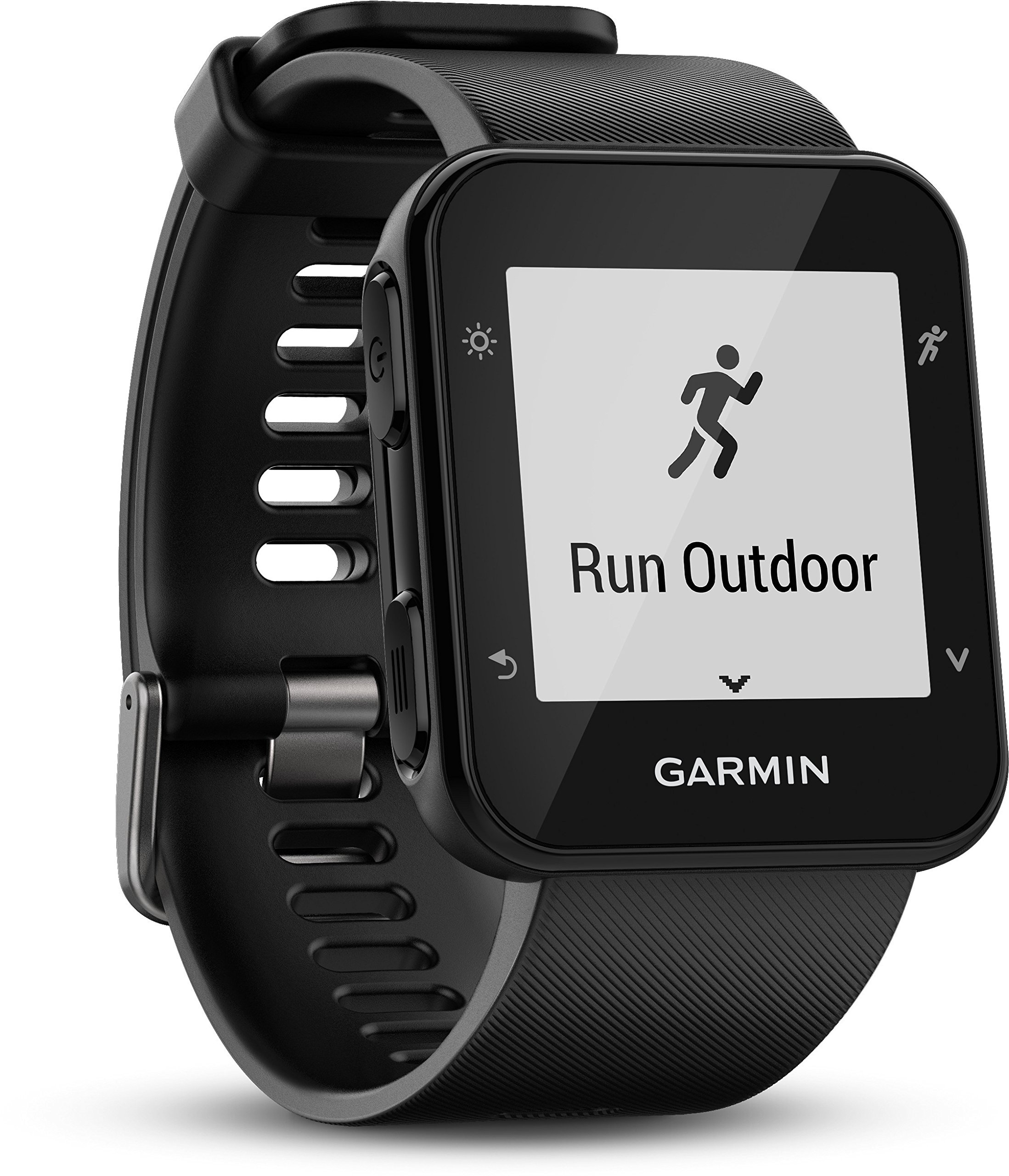91xGa8AFZmL - Garmin Forerunner 35 GPS Running Watch with Wrist-Based Heart Rate and Workouts,010-01689-12