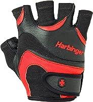 Harbinger 138 Mens Flex Fit Ağırlık Eldiveni Kırmızı