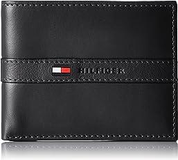 Tommy Hilfiger Herren Leder Ranger PassFall Billfold Brieftasche