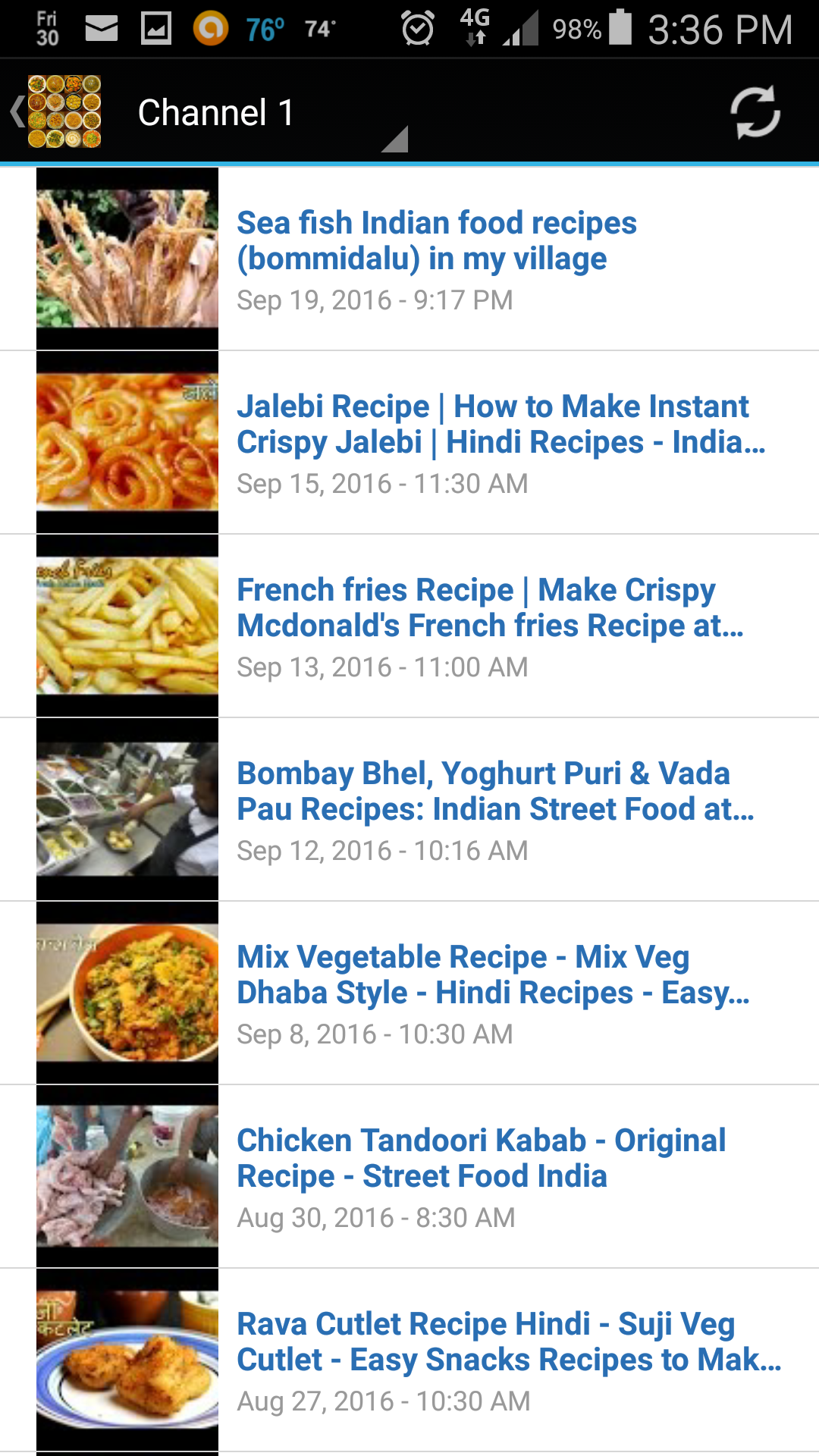 Indian food recipes amazon appstore for android 000 forumfinder Images