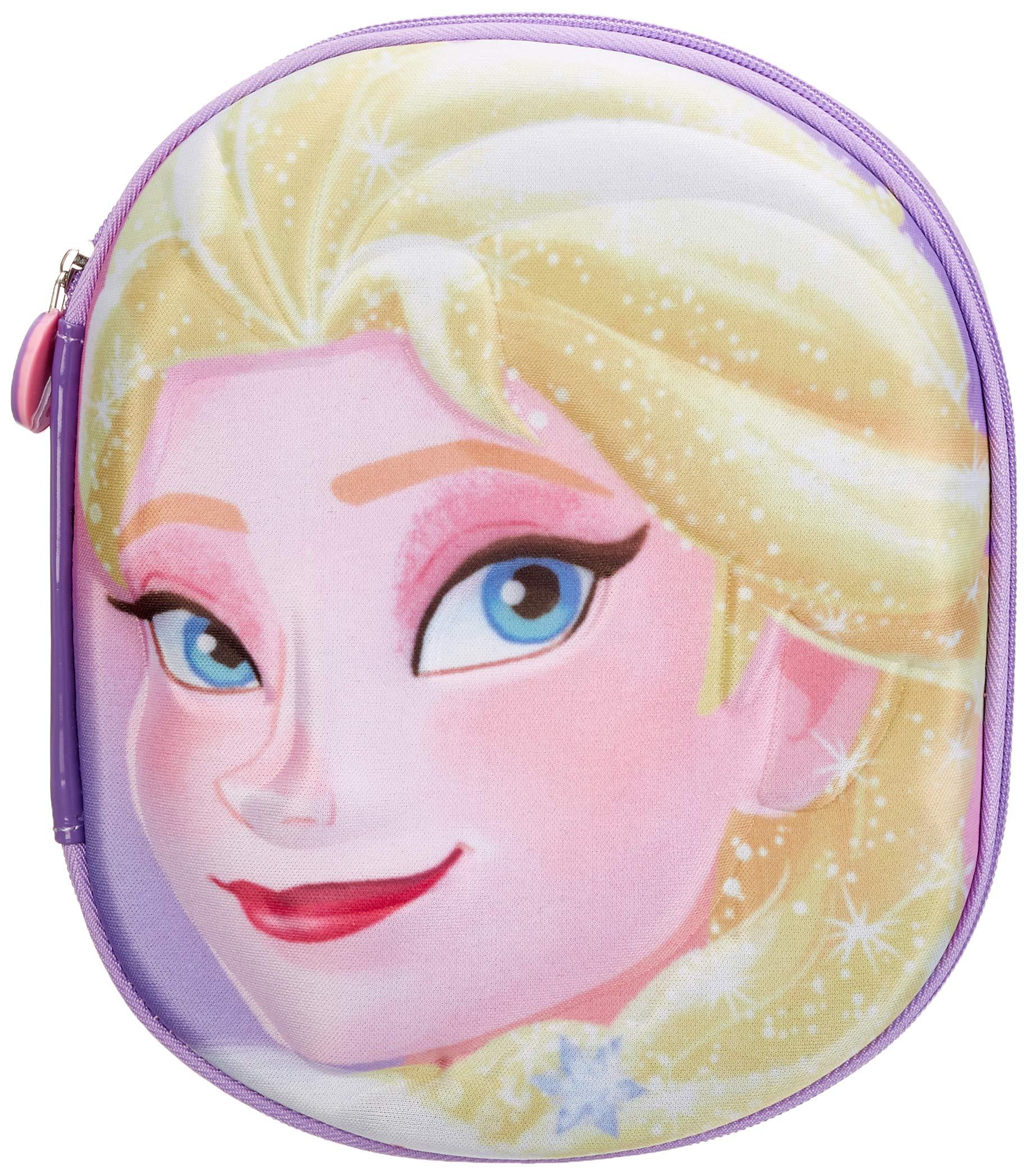 Disney-2700000217 Frozen Plumier, Multicolor, 24 cm (Artesanía Cerdá CD-27-0217)