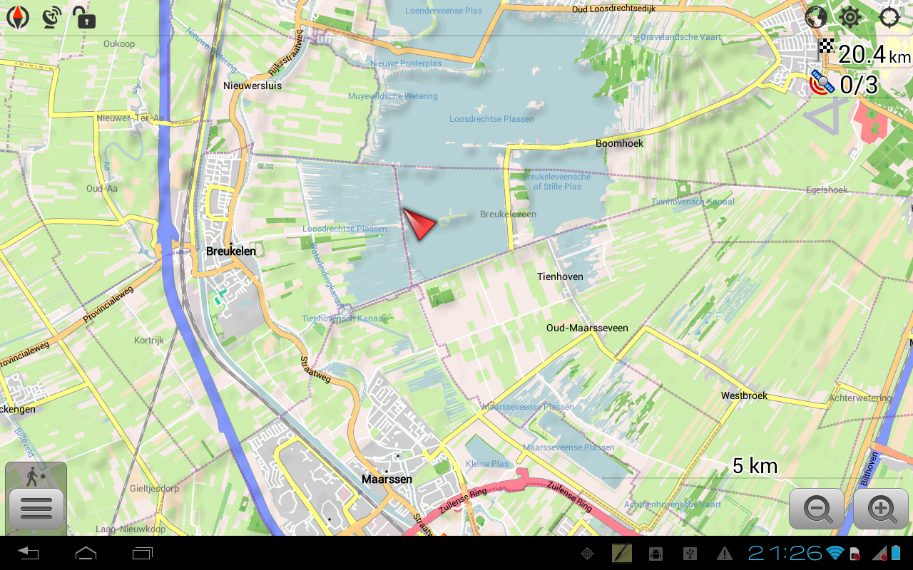 OsmAnd+ Maps & Navigation: Amazon.in: Appstore for Android