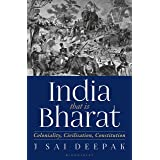 India, that is Bharat: Coloniality, Civilisation, Constitution
