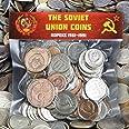 100 URSS SOVIETICA KOPEKS MONETE 1961-1991 GUERRA FREDDA FALCE E MARTELLO SOLDI RUSSI