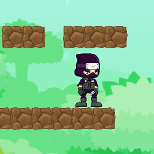 ninja-side-2d-platform-game