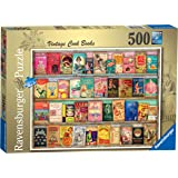 Ravensburger 16412 Aimee Stewart Vintage Cook Books 500 piece Jigsaw Puzzle for Adults & for Kids Age 10 and Up